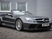 Prior PD BlackEdition Widebody Kit for Mercedes SL