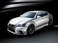 Five Axis Project Lexus GS F Sport