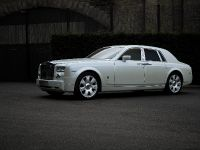 Project Kahn Pearl White Rolls Royce Phantom