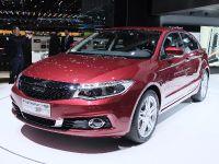Qoros 3 Hatch Geneva 2014