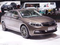 Qoros 3 Sedan Geneva 2013