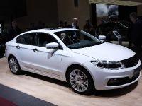 Qoros 3 Sedan Geneva 2014