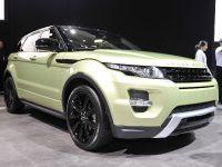 Range Rover Evoque Geneva 2011