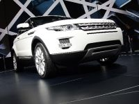 Range Rover Evoque Paris 2010