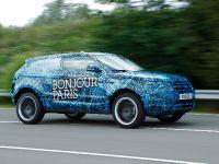 thumbs Range Rover Evoque Prototypes