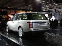 Range Rover Paris 2012