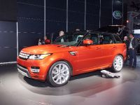 Range Rover Sport New York 2013
