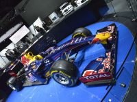 Red Bull Racing F1 car Los Angeles 2012