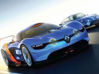 Renault Alpine A 110-50 Concept