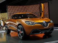 Renault Captur Frankfurt 2011