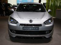 Renault Fluence Frankfurt 2011
