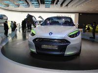 Renault Fluence Z.E. Concept Frankfurt 2011
