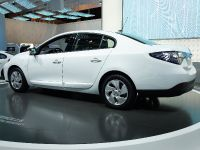 Renault Fluence Z.E Paris 2010
