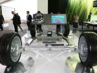 Renault Four-wheel Active Drive chassis Frankfurt 2011