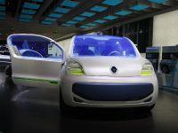 Renault Kangoo Z.E. Concept Frankfurt 2011