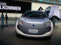 Renault Zoe Z.E. Concept Frankfurt 2011