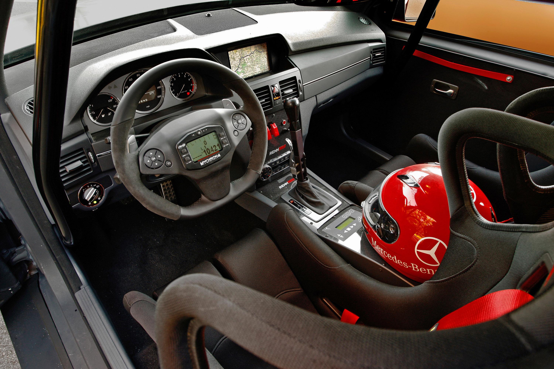 Mercedes-Benz GLK the pikes peak rally racer by renntech - фотография №4