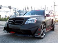 RENNtech Mercedes GLK350 Hybrid Pikes Peak Rally Car
