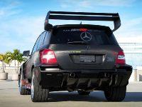 RENNtech Mercedes GLK350 Hybrid Pikes Peak Rally Car