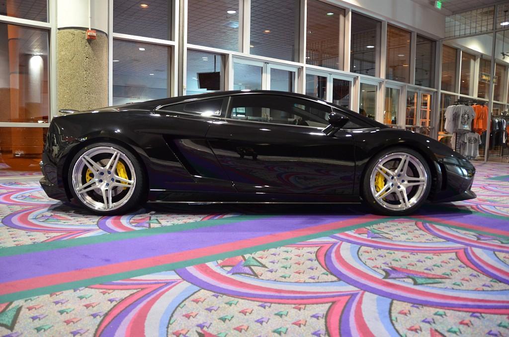 Известность Lamborghini Gallardo R70 - фотография №6