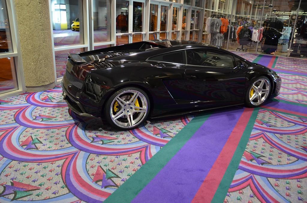 Известность Lamborghini Gallardo R70 - фотография №9