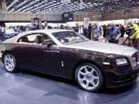 Rolls-Royce Wraith Geneva 2013
