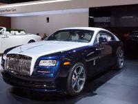 Rolls-Royce Wraith New York 2013