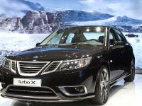 Saab Turbo X lands i US