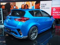 Scion iM Concept Detroit 2015