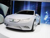 SEAT IBE Concept Geneva 2010