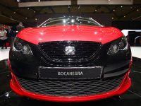 SEAT Ibiza Bocanegra at the Barcelona Motor Show