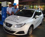 SEAT Ibiza ECOMOTIVE set a new fuel-saving record