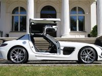 SGA Aerodynamics Mercedes-Benz SLS AMG Black Series