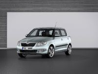 Skoda Fabia and Roomster facelift