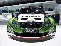 Skoda Fabia Super 2000 Geneva 2010