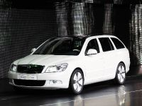 Skoda Green E Line Paris 2010