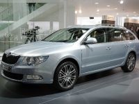 Skoda Superb Estate Frankfurt 2009