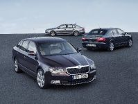 Skoda Superb options