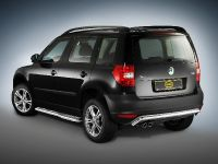 Skoda Yeti with Cobra Technology Accessories