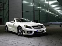 Mercedes-Benz SL63 AMG Edition IWC