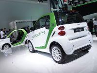 smart electric drive Frankfurt 2011