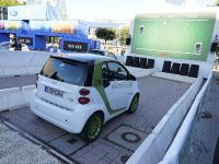 smart electric drive Frankfurt 2011