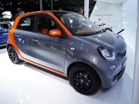 Smart ForFour Paris 2014
