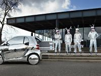 Smart ForTwo Disco Ball