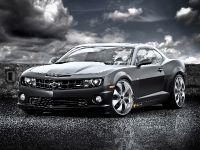 Speed Box Chevrolet Camaro SS Black Cat