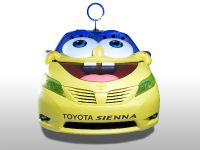 SpongeBob Movie-themed 2015 Toyota Sienna