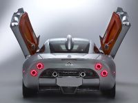 Spyker C8 Aileron production version