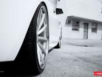 SR Auto BMW 650i Vossen VVS-CV1