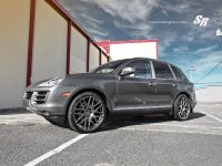 SR Auto Porsche Cayenne Shades Of Grey Project