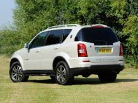 SsangYong Rexton W and Korando 60th Anniversary
